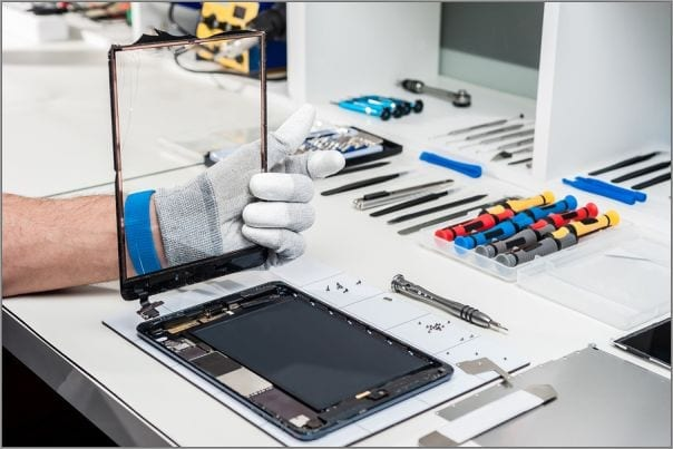 Professional Ipswich iPad repair