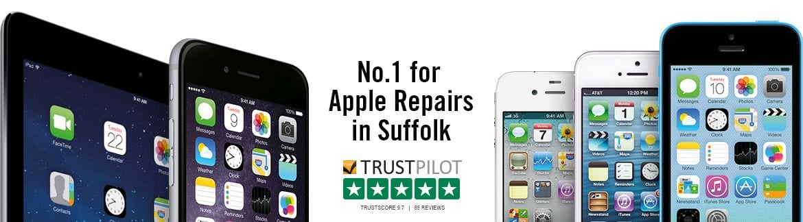 Apple Repairs Ipswich Image
