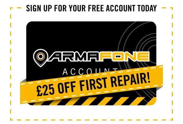 Business Phone Repair Armafone Account Offer Image