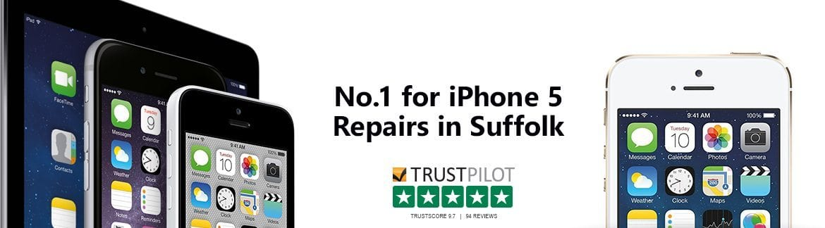 iPhone 5 Repair Image - ArmaFone Ipswich