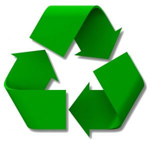 business phone repair and recycling - recycling logo