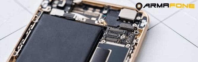 iPhone battery replacement in Ipswich