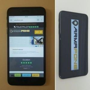 iPhone 7 screen repair in Ipswich - completed repair