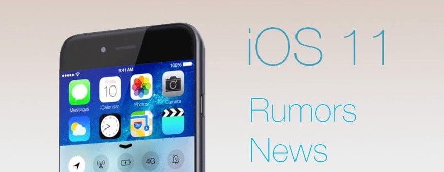 iOS 11 Header image