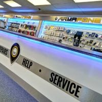 phone repair service store image