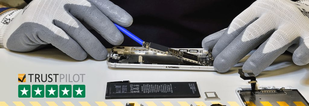 iPhone battery replacement header image