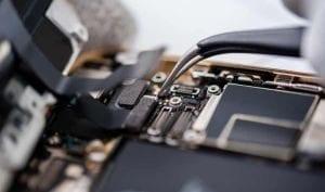phone repair close up image