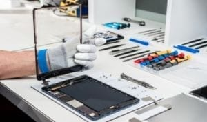 tablet and ipad repair image