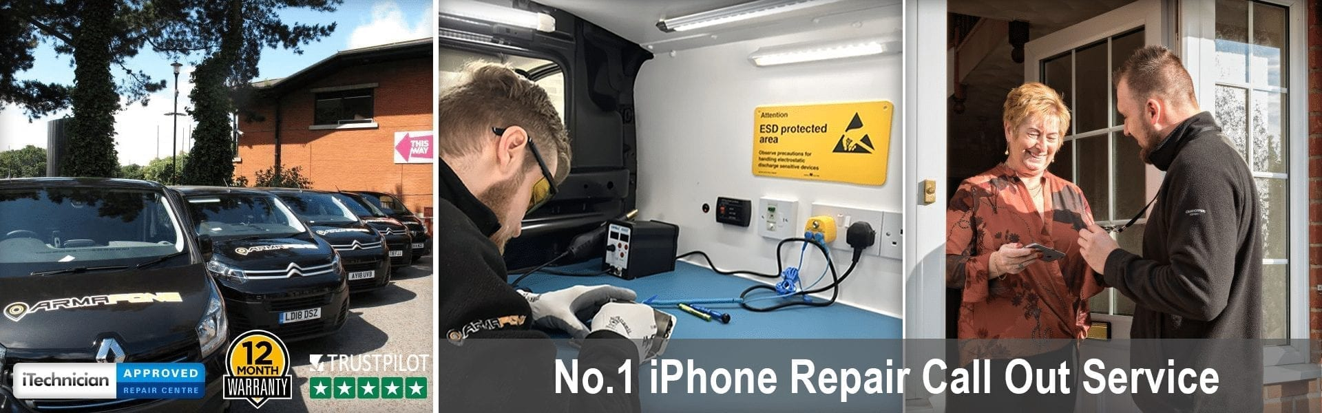 Repair call out header image