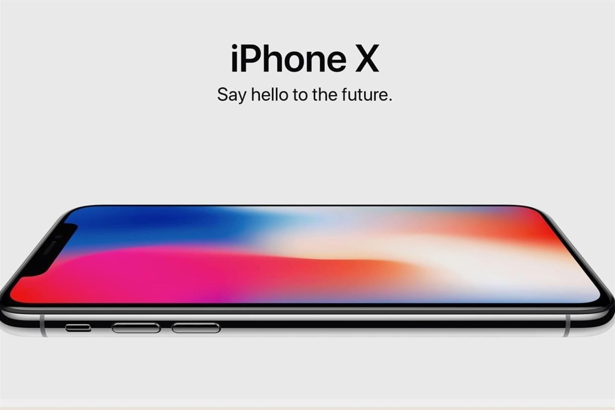 iPhone X Apple Image