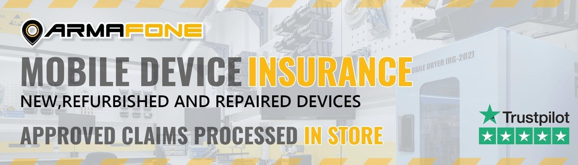 Armafone mobile phone insurance image 1