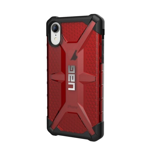 Apple iPhone XR UAG Plasma Case - Magma - 1