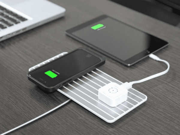 Wireless vs Wired Charging - devices being charged