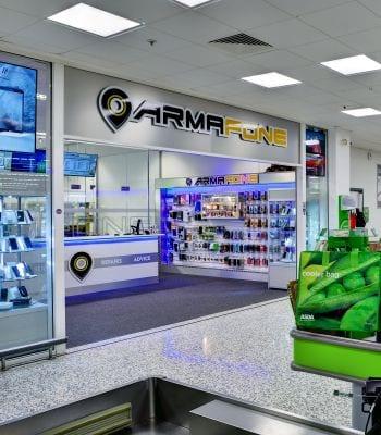 phone repairs in store at ASDA from ArmaFone